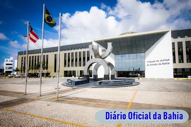 Diário-Oficial-da-Bahia