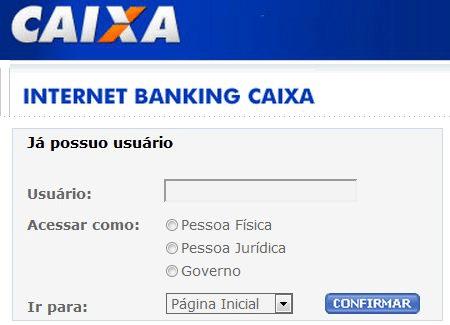 Caixa Econômica Federal Consulta Cartao De Credito