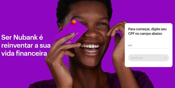 Solicitar Cartão De Crédito Nubank Pela Internet