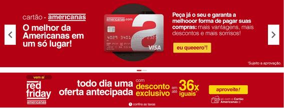 Solicitar Cartão De Crédito Online Da Lojas Americanas