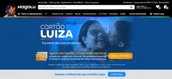 Requisitos Para Solicitar Cartão Magazine Luiza