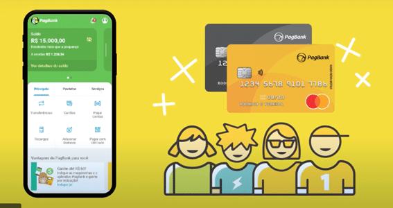 Como Pedir Cartão PagBank Pelo Aplicativo
